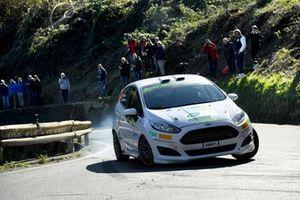Marco Pollara, David Castiglioni, Ford Fiesta R2 #34, Cst Sport
