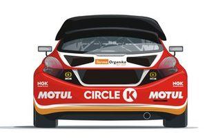 Tomasz Kuchar, Oponeo MPRC, Peugeot RX