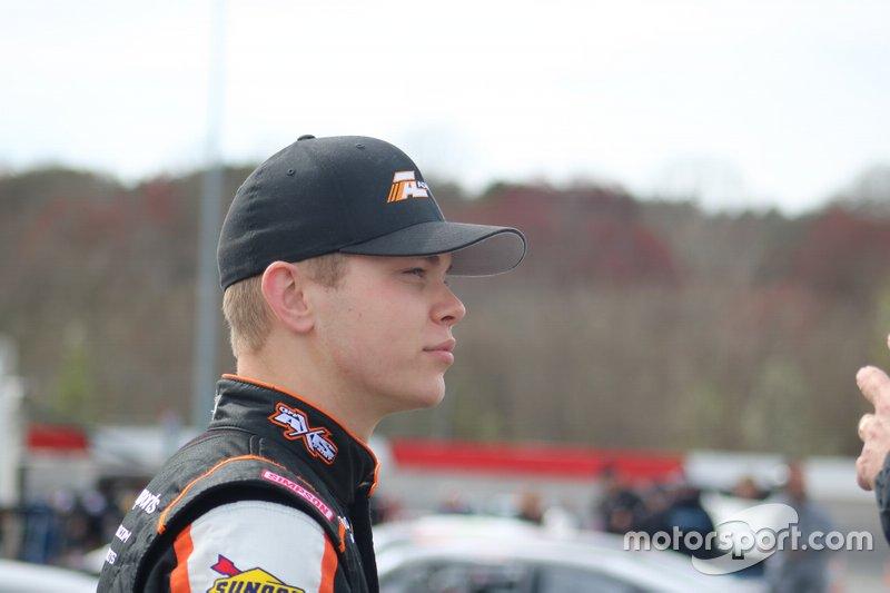 Adam Lemke, JR Motorsports