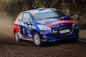 Catie Munnings, Peugeot Rally Academy, Peugeot 208 R2
