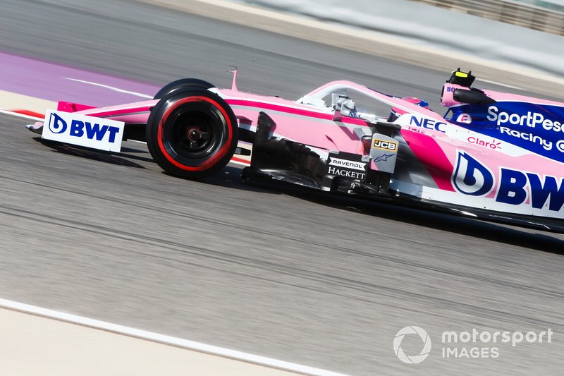 11. Ленс Стролл, Racing Point — 2