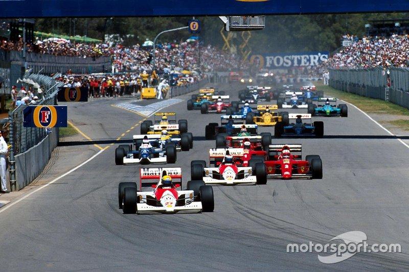 500: Гран При Австралии 1990 года