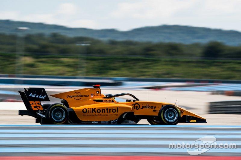 Sebastián Fernández, Campos Racing