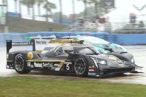 #5 Action Express Racing Cadillac DPi: Joao Barbosa, Brendon Hartley, Filipe Albuquerque