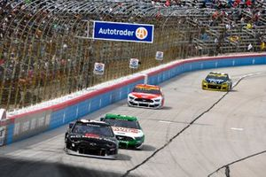 Tyler Reddick, Richard Childress Racing, Chevrolet Camaro CC Ready Mix / Clark Pipeline Services