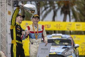 Smai Pajari, Jon Armstrong, JWRC Championship winner 2021