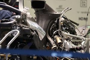 Le moteur Honda chez AlphaTauri