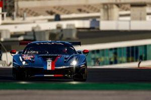#88 Af Corse Ferrari 488 GTE EVO LMGTE, Francois Perrodo, Emmanuel Collard, Richard Lietz