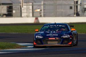 #8 GMG Racing Audi R8 LMS GT4: Elias Sabo, Joel Miller, Andy Lee