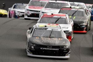 Sage Karam, Jordan Anderson Racing, Chevrolet Camaro BLACK OPS by Ric Prado