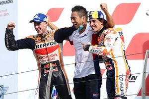 Marc Marquez, Repsol Honda Team, Pol Espargaro, Repsol Honda Team,