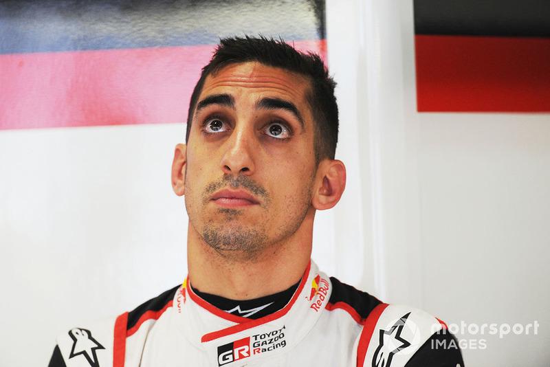 #16 Sebastien Buemi, FIA WEC y Fórmula E