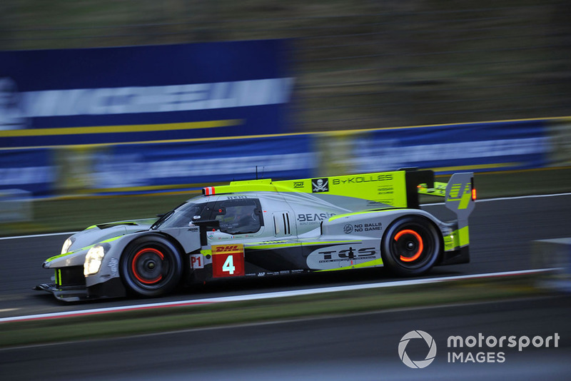 #4 ByKolles Racing Team Enso CLM P1/01-NISMO: Oliver Webb, Paolo Ruberti, Tom Dillmann