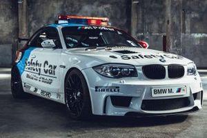 BMW 1 Series M Coupé safety car