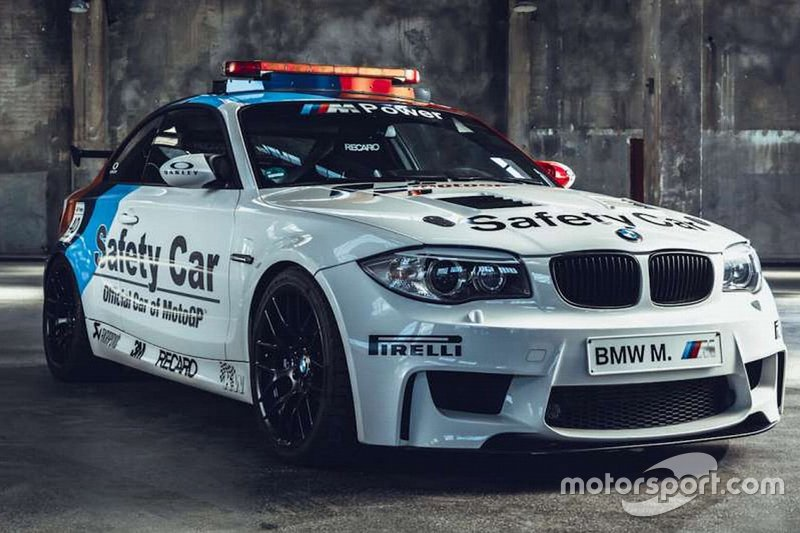 2011: BMW 1 Series M Coupé safety car