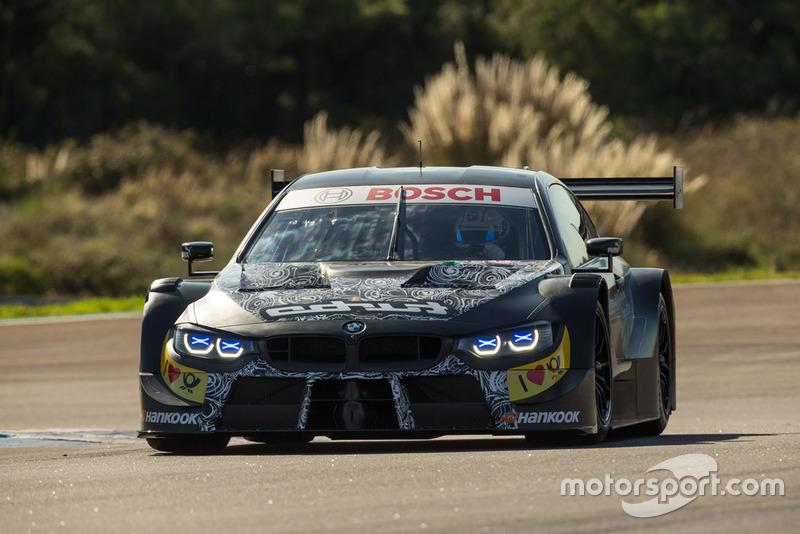 BMW M4 DTM, Bruno Spengler, Estoril