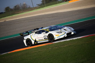Lamborghini Huracan Super Trofeo Evo #46, VS Racing: Takashi Kasai August MacBeth