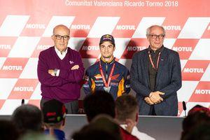 Carmelo Ezpeletta, Dorna, Dani Pedrosa, Repsol Honda Team, Vito Ippolito, FIM