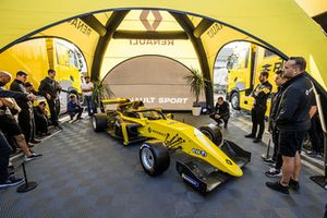 2019 Formula Renault Eurocup team unveil