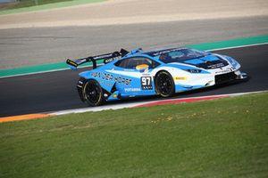 Lamborghini Huracan Super Trofeo Evo #97, Van Der Horst Motorsport: William Van Deyzen