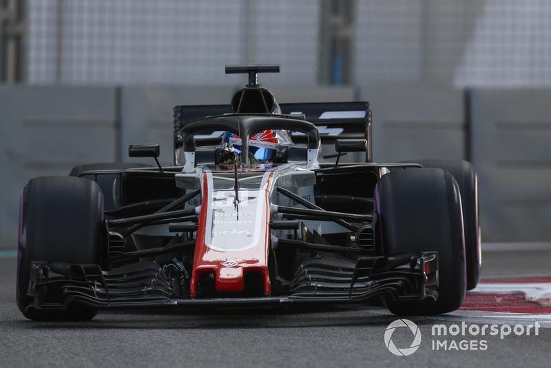 Пьетро Фиттипальди, Haas F1 Team VF-18