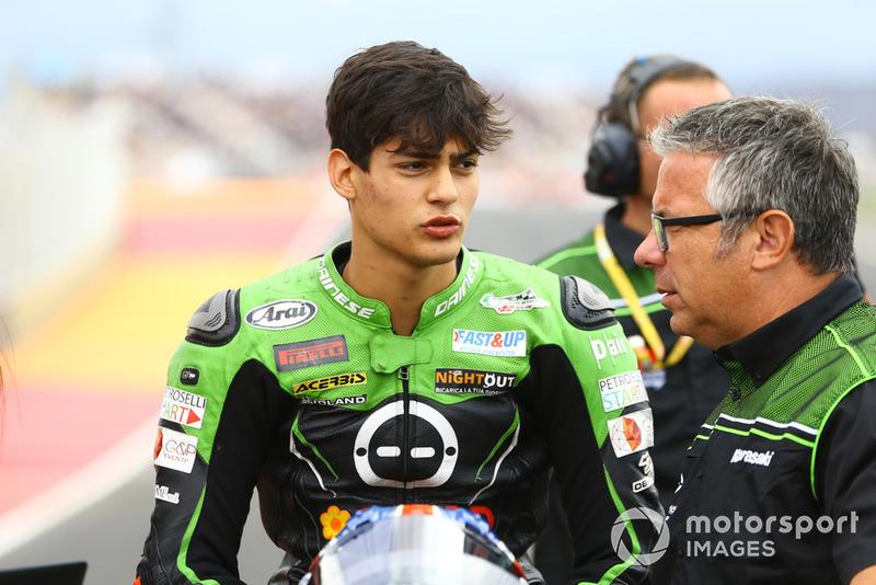 Gabriele Ruiu, BMax Racing Team