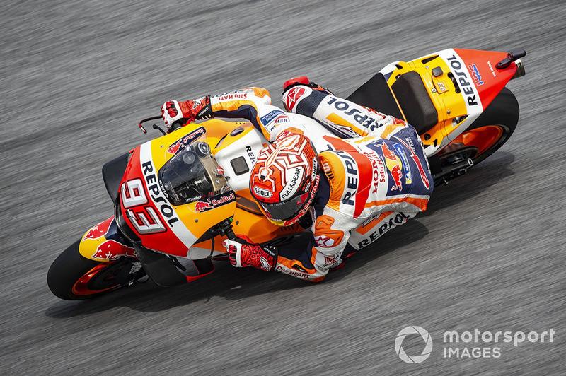 Marquez compenseert wat Honda mist
