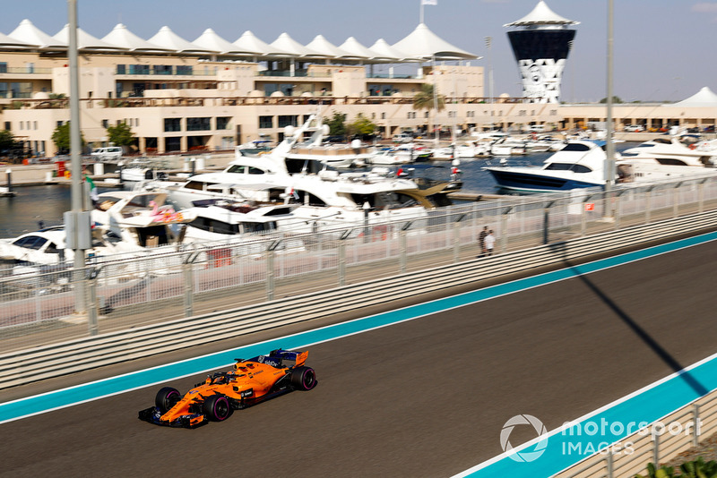 Lando Norris, McLaren MCL33: 1:38.187 (HIperblando 2019)