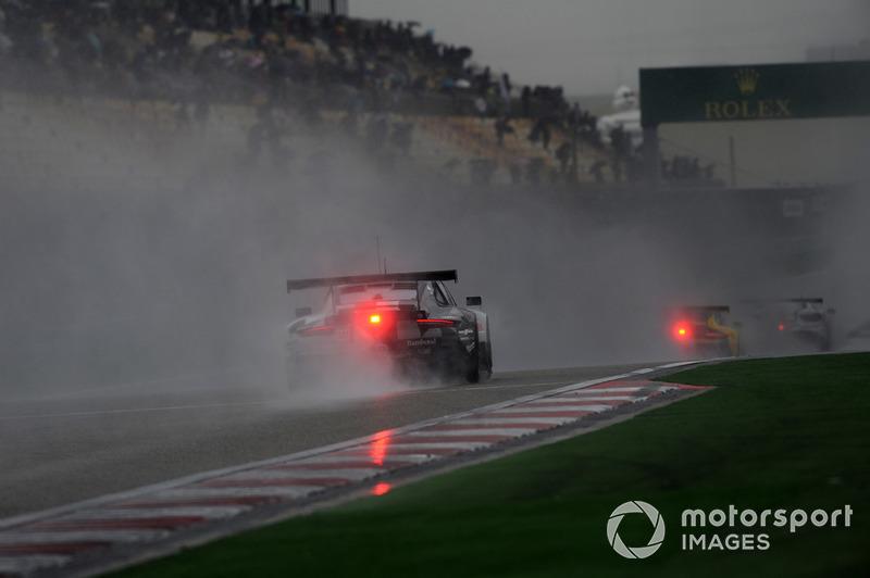 #88 Dempsey Proton Competition Porsche 911 RSR: Matteo Cairoli, Khaled Al Qubaisi, Riccardo Pera