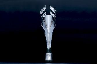 Trofeo GP de México 2018 tercer lugar
