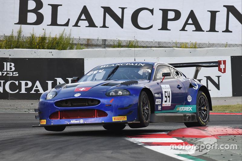Alex Fontana, Adrian Zaugg, Mike Grenier, Jaguar G3, Emil Frey Racing