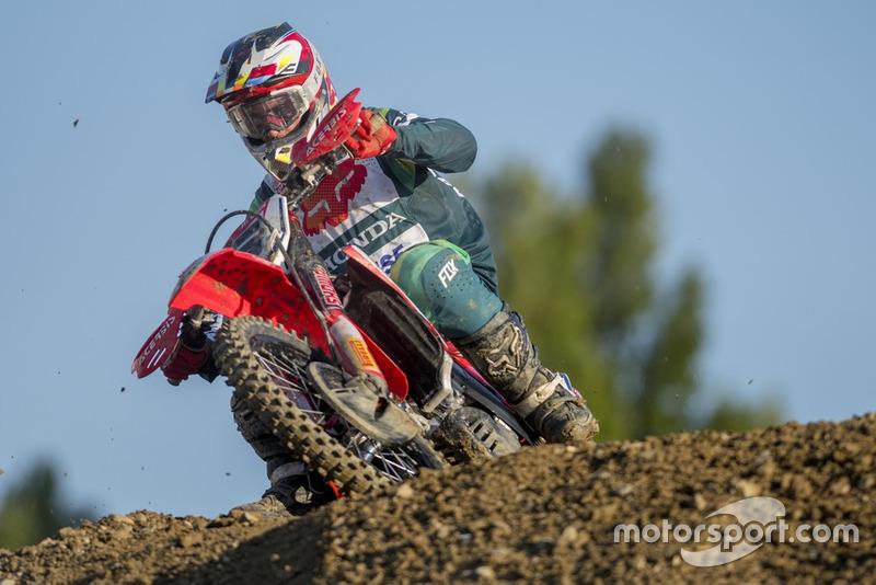 Brian Bogers, HRC Honda