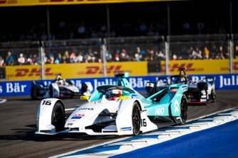 Oliver Turvey, NIO Formula E Team, NIO Sport 004, Sébastien Buemi, Nissan e.Dam, Nissan IMO1