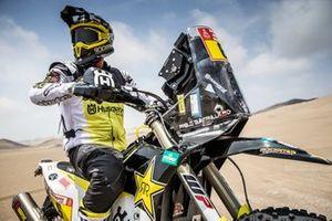 #6 Husqvarna Factory Racing: Pablo Quintanilla