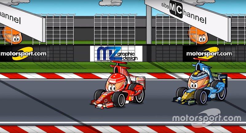 El GP de Japón 2005, MiniDrivers