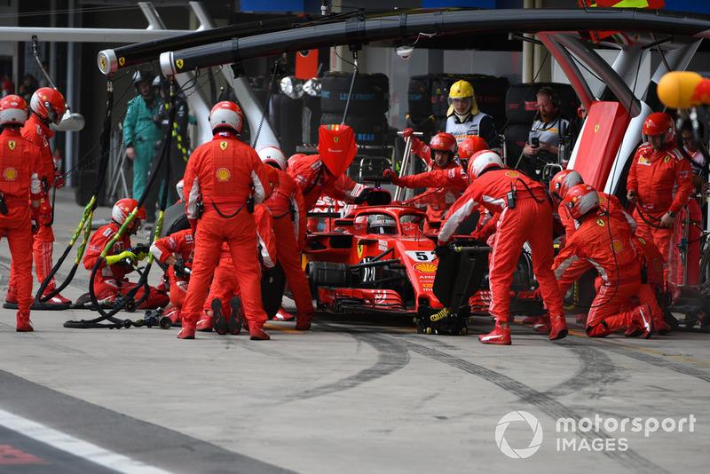 1º Ferrari con Vettel en Brasil (1.97)