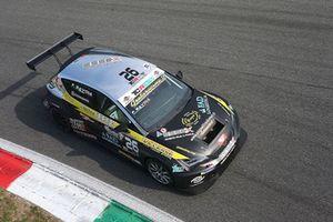 Francesco Savoia, Seat Leon TCR, Greta Racing MS