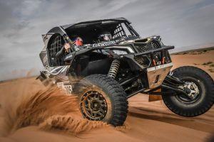 #205 South Racing CAN AM Maverick X4: Austin Jones