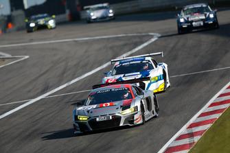 #52 Car Collection Motorsport Audi R8 LMS: Christopher Haase, Jamie Green
