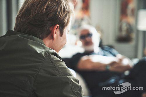 Rosberg Briatore podcast