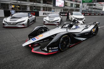 Demostración de Nissan Fórmula E