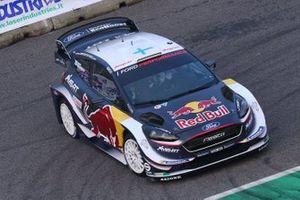 Теему Сунинен, Марко Салминен, Ford Fiesta WRC, M-Sport Ford