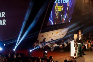 Номинация Racing Car of The Year: Алан Макниш, Ники Шилдс и Дэвид Крофт