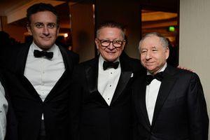 FIA Formula E CEO Alejandro Agag, FIA Pesident Jean Todt