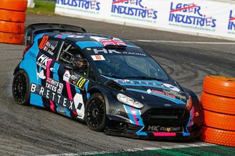 Rhys Yates, Elliot Edmondson, Ford Fiesta
