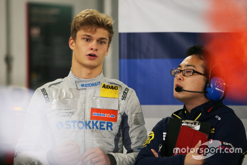 Ralf Aron, Team LeMans