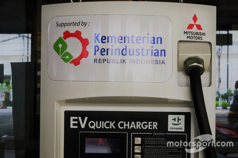 SPLU Quick Charge, Kuningan, Jakarta Selatan
