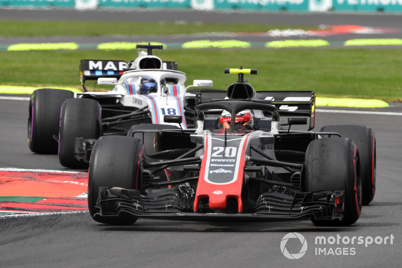 P15: Kevin Magnussen, Haas F1 Team VF-18