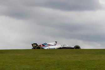 Sergey Sirotkin, Williams FW41 Steven Tee