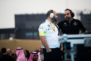 Les ingénieurs de BMW I Andretti Motorsport, DS Techeetah parlent avant le podium